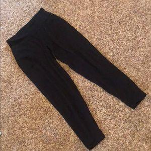 Lululemon open side pants
